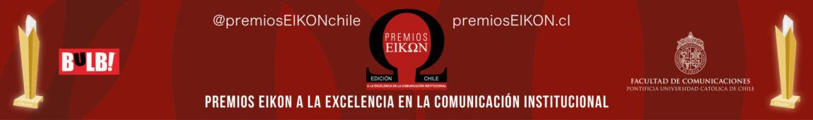 Banner Premios EIKON Bulb!